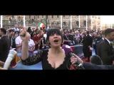 Kaliopi Macedonia   Dona at Red Carpet at Eurovision unplugged