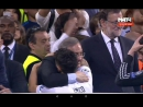 Церемония награждения.Реал Мадрид завоевал 11(рекордный) Кубок Лиги Чемпионов! Ура!Ура!Ура! С Великой Победой!