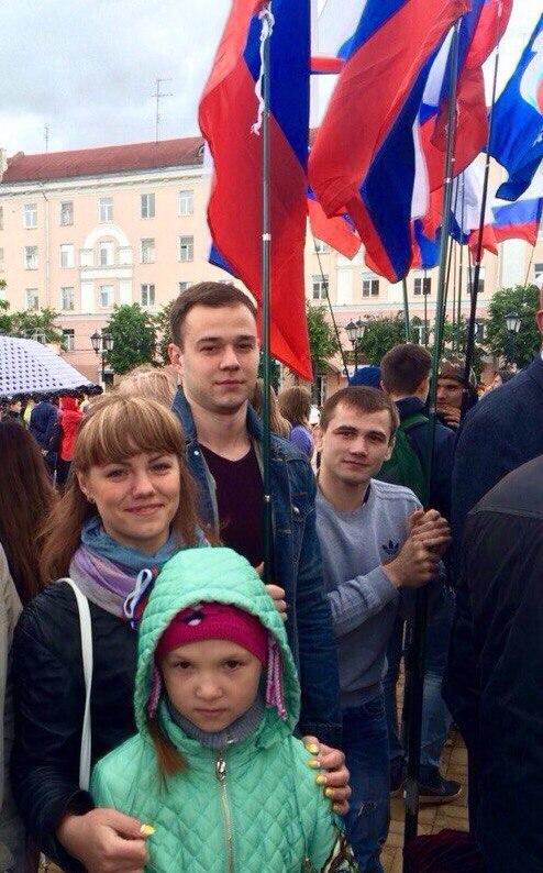 Россия отпраздновала очередной День Рождения.