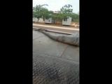 Cobra gigante - Usina belo monte