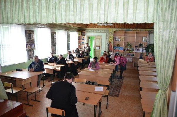 В Петропавловском храме станицы Зеленчукской прошло Приходское Собрание