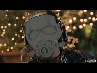 Человек-муравей / Ant-Man.Видео о создании спецэффектов (2015) (HD)