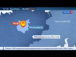 Женщина и четверо детей сгорели в пожаре в Якутии
