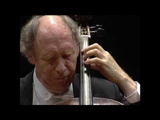 J.S. Bach : Cello Suite No.3 In C Major BWV 1009 - Anner Bylsma