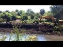 Увеличение чистка озер прудов и других водоемов