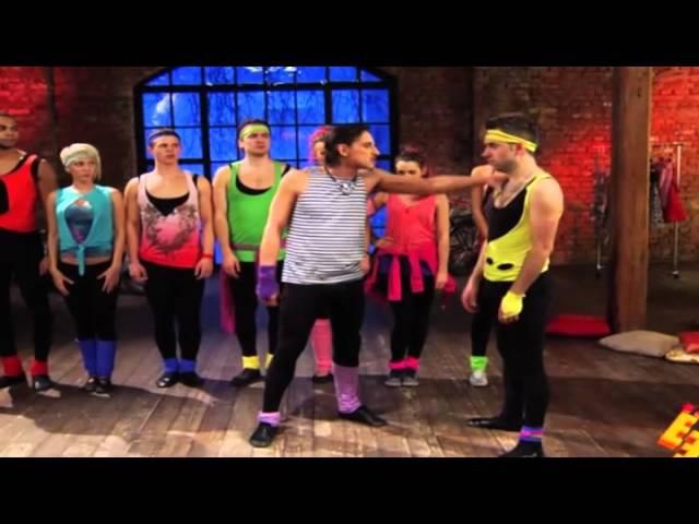 ДаЁшь МолодЁжь! - Школа танцев Алекса Моралеса - День ВДВ!