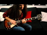 Rock Guitar Solo with Gibson Les Paul Traditional +Kemper Profiling Amp