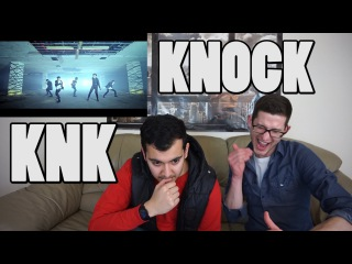 KNK - KNOCK MV Reaction
