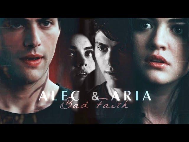 ✗Alec Aria || Bad Faith