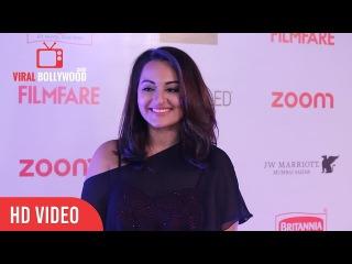 Sonakshi Sinha | Britannia 61st Filmfare Awards 2016