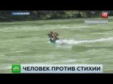 На Алтае отца троих детей унесло течением бурной реки
