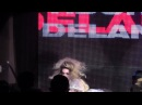 ADORE DELANO spot performance Madonna's MDNA World Tour Giveaways at 340nightclub in Pomona, Califor