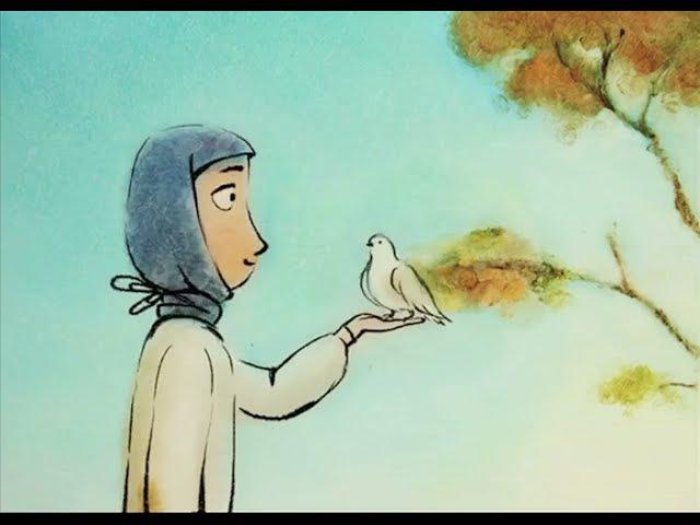 Православный мультфильм Маланья 2014 г