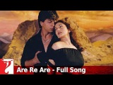 Are Re Are - Full Song Dil To Pagal Hai Shah Rukh Khan Madhuri Dixit
