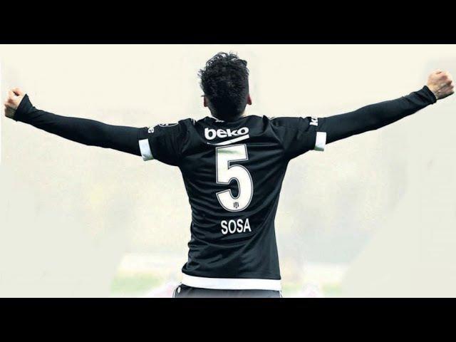 Jose Sosa The Maestro Beşiktaş 2015 2016 Goals Skills Asists