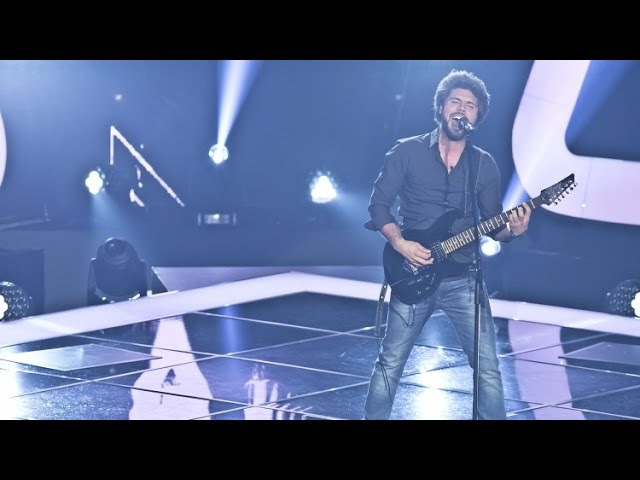 Pedro Maceiras - Plug in baby | Provas Cegas | The Voice Portugal | Season 3