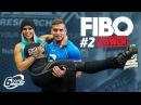 FIBO 2016 relacja Piotrka Boreckiego vLog 2 Larissa Reis Ben Looker Akop Szostak