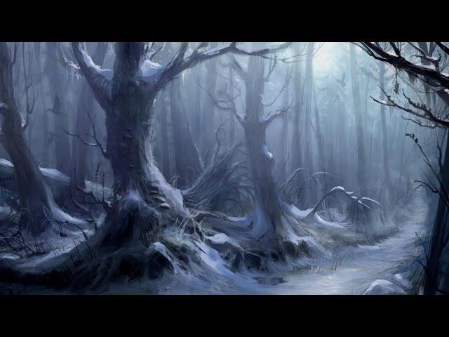 1 Hour of Dark Winter Music Gothic Music