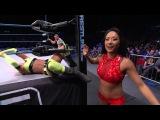 TNA Xplosion Match: Gail Kim vs. Shanna