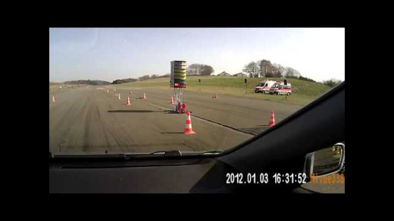Honda Civic Type R vs Honda S2000 Meschede 2016 EFR Germany