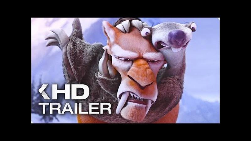 ICE AGE 5: Kollision Voraus Trailer 2 German Deutsch (2016)