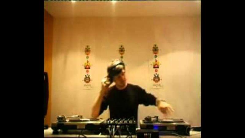 Jan Krueger @ RTS.FM Berlin Studio 10.11.2009