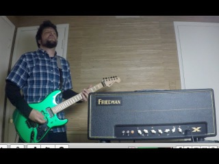 Phil X Friedman Amp - with Doug Rappoport