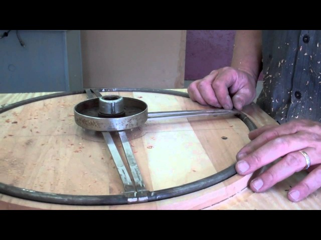 1954 Buick 2012 Hot Rod Power Tour Steering Wheel