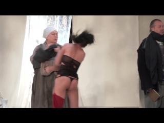 Кристина Асмус - спектакль Язычники