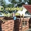 Моделирование, дизайн - Autocad, 3D max