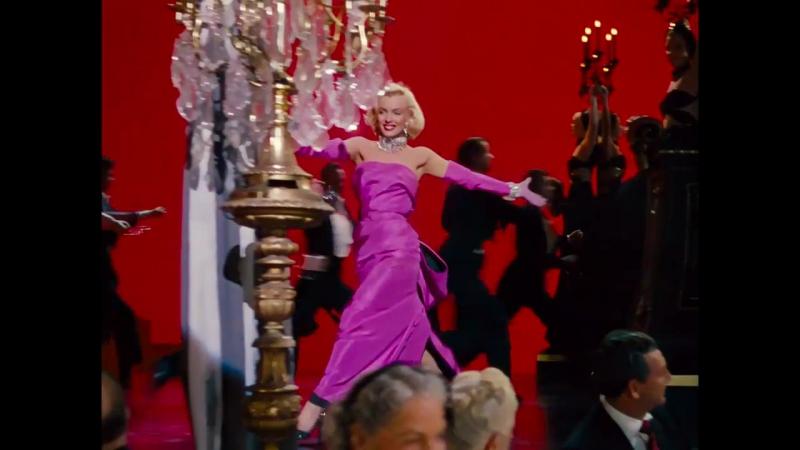 Los caballeros las prefieren rubias (Howard Hawks) 1953 VOSE