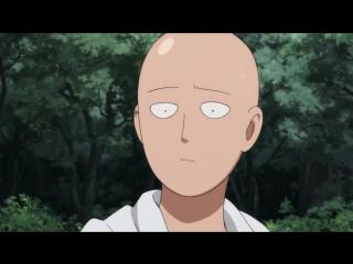 Ванпанчмен / One-Punch Man [04] JAM (Нарезка) Anime Solyanka