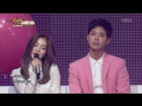 [Perf] Park Bo Gum x Irene - 45.7cm (160624 KBS Music Bank Half-Year Special) [Special Stage]
