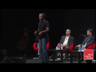 Когда с тобой поет весь зал: великолепный Бобби Макферрин демонстрирует силу массовой пентатоники