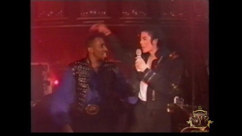 Michael Jackson Dangerous Tour Live in Munich 1992 Bad