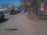 Сарапул ДТП 08.05.2015 фура снесла 12 машин