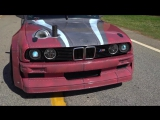 2016 Livery Red Baron Racing 1000hp BMW E30