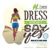 #DressDoesntSayYes - Благотворительный забег