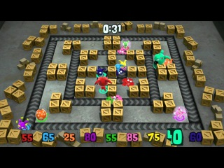[Europe] Chompy Chomp Chomp Party (Wii U) - Nintendo eShop Trailer