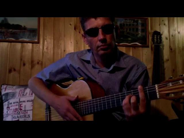 ИСПАНСКАЯ МУЗЫКА ФЛАМЕНКО ГИТАРА КЛАССИКА ВИРТУОЗ Атолий Зеленков Spanish Guitar