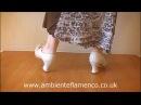 Flamenco Footwork Tutorial for Tientos or Tangos