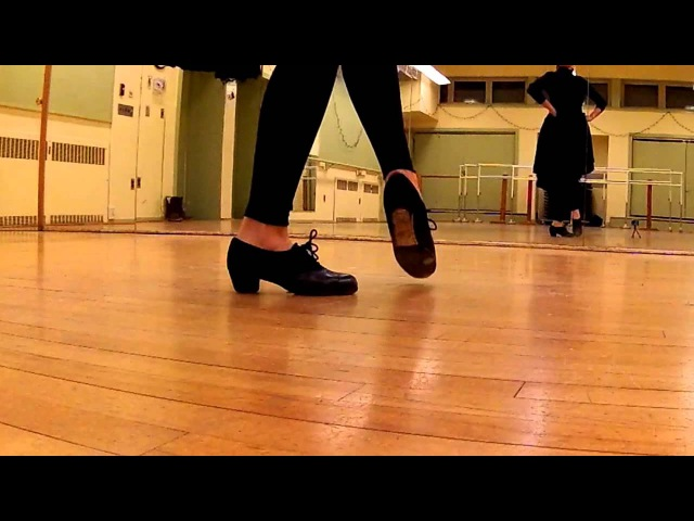 Learn to dance Sevillanas/Flamenco. First Sevillana. Part 1