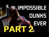 BEST Slam Dunk Contest DUNKS
