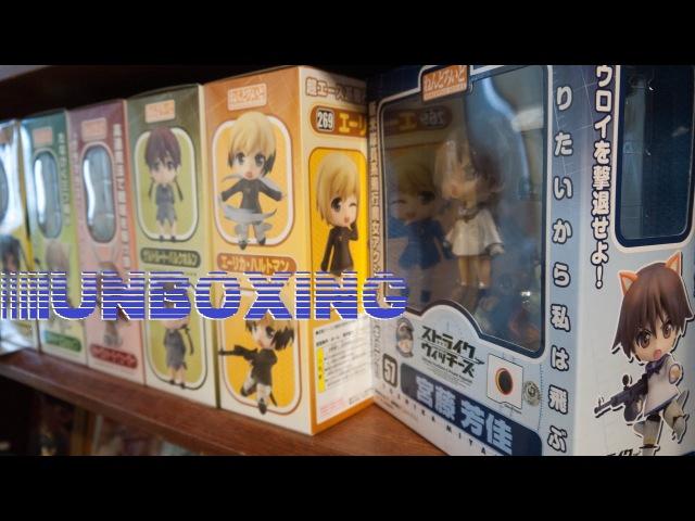 Unboxing Miyafuji Yoshika (Nendoroid 57) by [Good Smile Company]