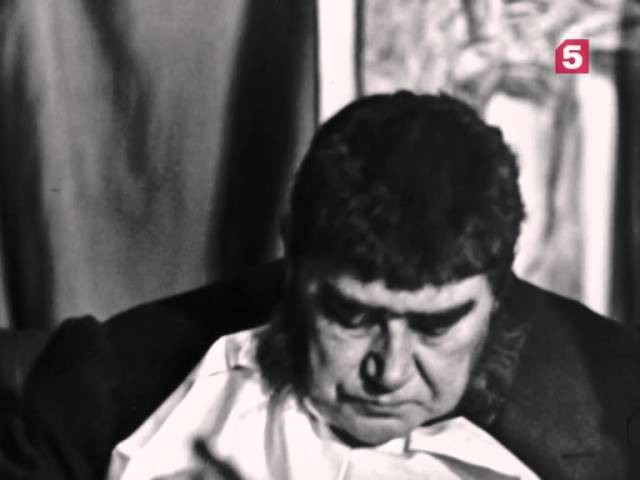 Мертвые души 2 серия ЛенТВ 1969 г