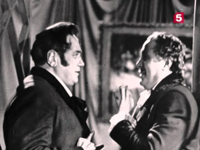 Мертвые души, 1 серия. ЛенТВ, 1969 г.