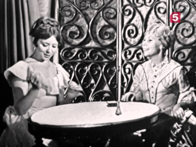 Мертвые души, 3 серия (заключит). ЛенТВ, 1969 г.