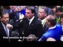 JN 28 JUN 2016 Jair Bolsonaro no conselho de ética devido a citação do Cel Ustra