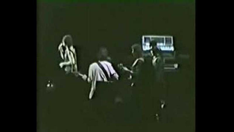 Deep Purple and George Harrison Lucille Live 1984