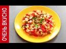 КАК ПРИГОТОВИТЬ КАРТОФЕЛТЫЙ САЛАТ. Вкусно и сытно!/ Potato salad recipe.